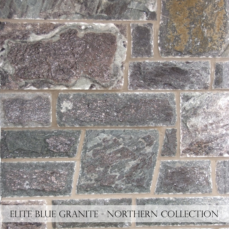 Elite Blue Granite Northern Collection
