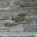 Elite Blue Granite Rustic Low Rise Ledgerock
