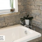 bathtub surrond weatheredge limestone ledgerock