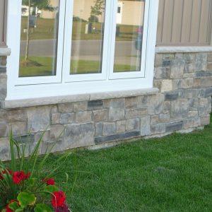#19 Limestone Blend Ledgerock