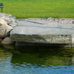 Elite Blue Granite Diving Board Slab