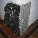 elite blue granite extremely large random corner