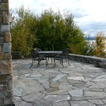 Elite Blue Granite Random Flagstone
