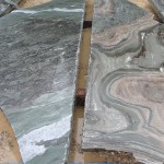 Elite Blue Granite Sawn & Textured Oversized Flagstone