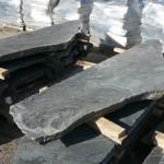 Elite Blue Granite Sawn & Textured Oversized Flagstone