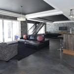 elite blue granite sawn height living area