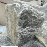 elite blue granite tumbled random veneer corner