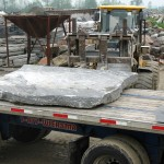 Elite Blue Granite Large Landing Slab