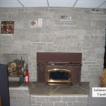 fireplace indianna limestone tumbled blend