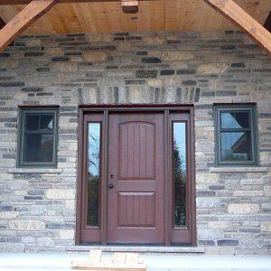 #19 Limestone Blend Tumbled Ledgerock