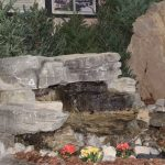 Weatheredge Limestone Miniature Waterfall