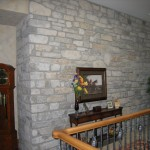 ottawa valley limestone feature wall