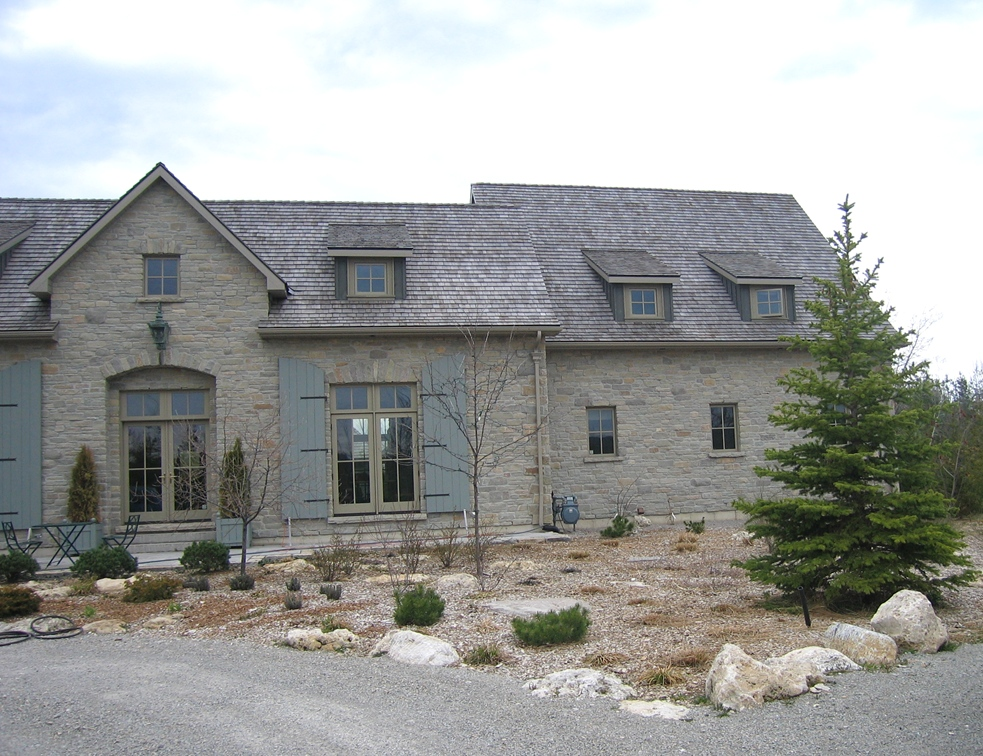 Ottawa Valley Limestone House