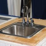 outdoor living faucet