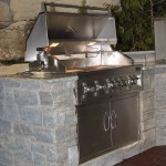 outdoor living grill