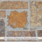 rockwood farmhouse brown squared
