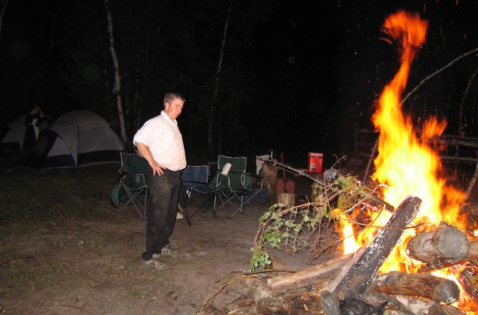 timothy wagler campfire