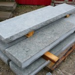 Weatheredge Limestone Sawn & Textured Steps